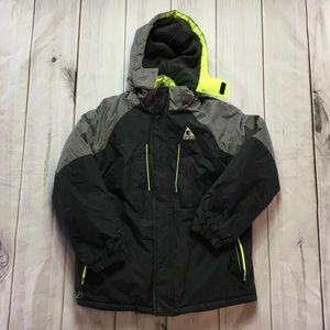 Boy's Gerry Brand 3 in 1 Winter Coat Size 14/16